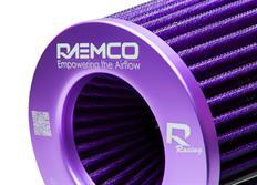 Raemco univerzální vzduchový filtr fialový se vstupem 60 mm