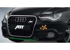 ABT lipa pod spoiler pro Audi A1