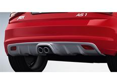 ABT vložka do zadního nárazníku pro model Audi A1 (1.6 TDI - 2.0 TDI)
