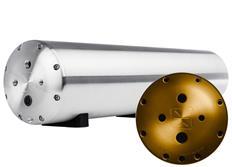 AccuAir ENDO-T nádoba na stlačený vzduch 11,3 l bronzový elox