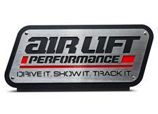 Air Lift Performance propagační stojan pod kolo