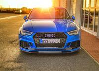 Poslední jízda s naší Audi RS3 - Video