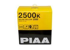 Autožárovky PIAA Solar Yellow 2500K H11 - žluté světlo do extrémních podmínek