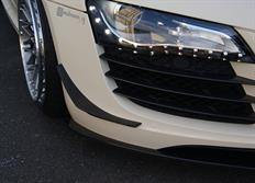balance it přítlačná křidélka (canardy) pro Audi R8(42) 2006-2015