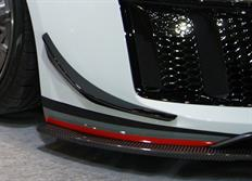 balance it přítlačná křidélka (canardy) pro Audi R8(4S) 2016-