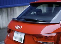 balance it spoiler na kufr Audi S1/A1(8X) 3-dveřové 2011-