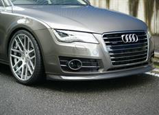 balance it spoiler pod originální přední nárazník pro Audi A7(4G) 2010-2014