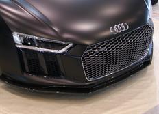 balance it spoiler pod originální přední nárazník pro Audi R8(4S) 2016-