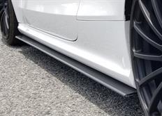 balance it univerzální difuzory pod boční prahy pro vozy Audi