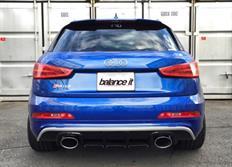 balance it zadní spoiler pro Audi RSQ3(8U) 2012-