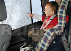 Bezpečnostní fólie na okna Foliatec Securlux 51 x 400 cm