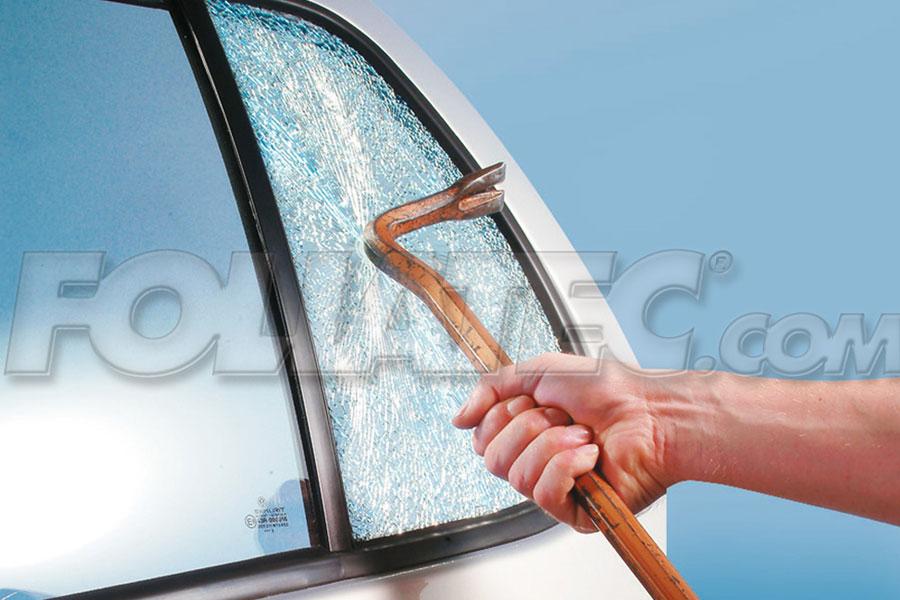 Bezpečnostní fólie na okna Foliatec Securlux 51 x 230 cm