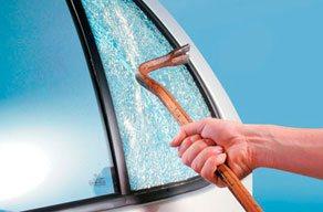 Bezpečnostní fólie na okna