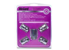 McGard pojistné matice závit M12x1,5 sedlo 60°, velikost hlavy 19mm