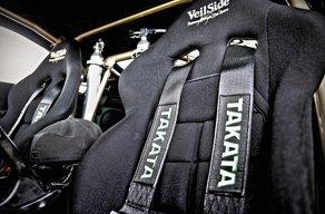 Sportovní bezpečnostní pásy