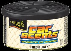 Osvěžovač vzduchu California Scents, vůně Car Scents - Čerstvě vypráno