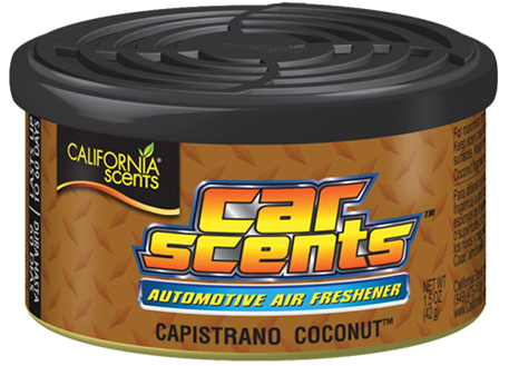 Osvěžovač vzduchu California Scents, vůně Car Scents - Kokos