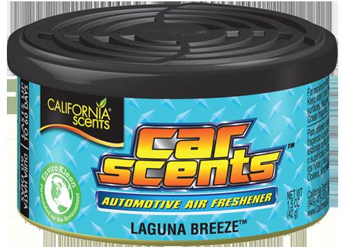 Osvěžovač vzduchu California Scents, vůně Car Scents - Vůně moře