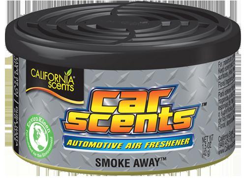 Osvěžovač vzduchu California Scents, vůně Car Scents - Anti tabák