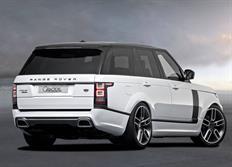 Caractere Exclusive sada bočních prahů pro Range Rover