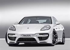 Caractere Exclusive kompletní přední nárazník pro Porsche Panamera model 2010
