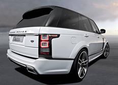 Caractere Exclusive sada lemů blatníků pro Range Rover