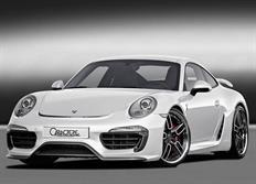 Caractere Exclusive kompletní přední nárazník s nádechy vzduchu pro Porsche 991
