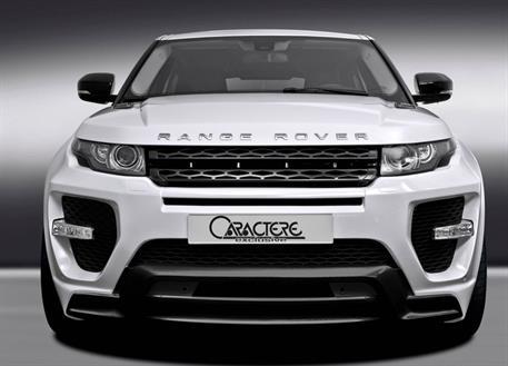 Caractere Exclusive kompletní přední nárazník pro Range Rover Evoque -2015