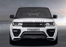 Caractere Exclusive kompletní přední nárazník pro Range Rover