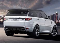 Caractere Exclusive sada lemů blatníků pro Range Rover Sport