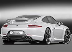 Caractere Exclusive spoiler pod originální zadní nárazník pro Porsche 991