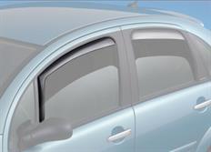 ClimAir protiprůvanové deflektory oken (ofuky) přední pro Austin Metro XF 2-dvéř., r.v. 1980-1994
