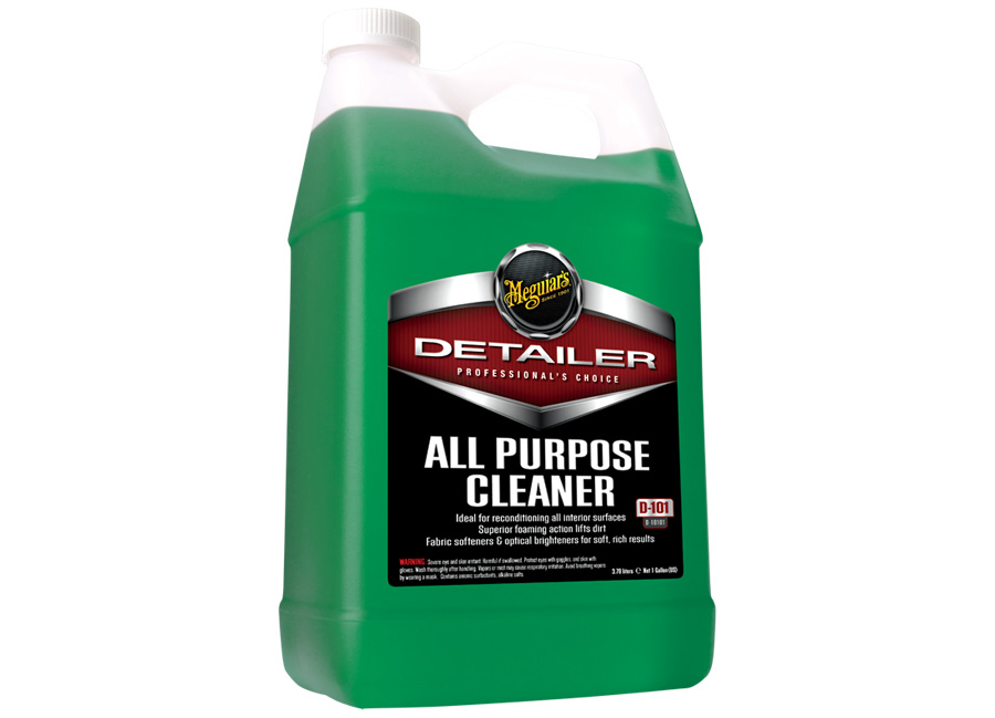 Meguiar's All Purpose Cleaner - profesionální víceúčelový čistič, 3,78 l