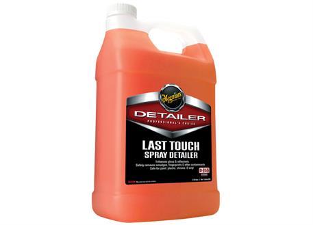 Meguiar's Last Touch Spray Detailer 3,78 l - detailer pro údržbu mezi pravidelným mytím