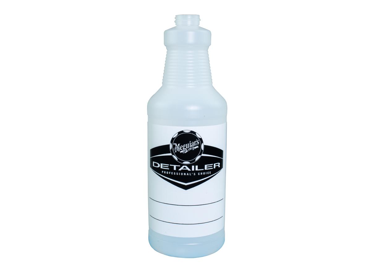Meguiar's Generic Spray Bottle - ředicí láhev univerzální, bez rozprašovače, 946 ml