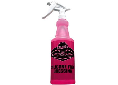 Meguiar's Silicone-Free Dressing Bottle - ředicí láhev pro Silicone-Free Dressing, bez rozprašovače