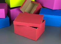 Dárková krabička vel. M dvoudílná 243x190x131 mm