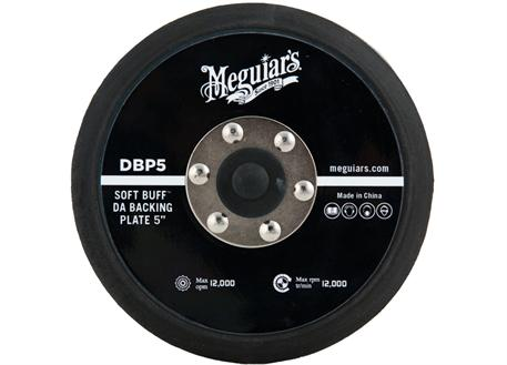Meguiar's DA Polisher Backing Plate 5
