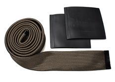 """DEi Design Engineering titanový tepelně izolační návlek """"Titanium Protect-A-Sleeve"""" průměr 2,5 cm, délka 1,2 m"""