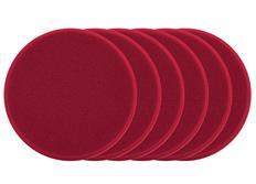 """Meguiar's Soft Buff Foam Cutting Disc 5"""" - korekční kotouč pro DA leštičku (tvrdý), 5palcový (6 kusů)"""