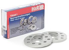 Rozšiřovací podložky H&R DR10 pro VW Bus T2/T3, přední náprava