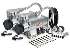 Dual Pack balení vzduchových kompresorů VIAIR 485C, Platinum, 100% prac. cyklus při 200 PSI