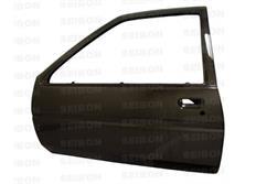 Dveře Seibon Carbon pro Toyota Corolla (AE86), 2-dvéř. Coupé / 3-dvéř. Liftback, r.v. 1984 - 1987 (Pouze off-road)