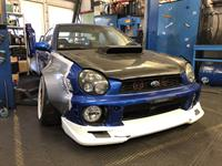 Subaru Impreza Widebody