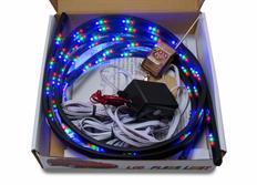 Flexibilní LED neony Multicolor - sada s dálkovým ovládáním