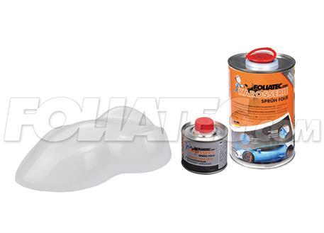 FOLIATEC barva pro lakovací systém 900ml + 100ml - bílá lesklá