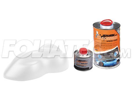 FOLIATEC barva pro lakovací systém 900ml + 100ml - bílá matná