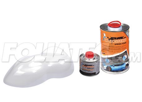 FOLIATEC barva pro lakovací systém 900ml + 100ml - transparentní lesklá