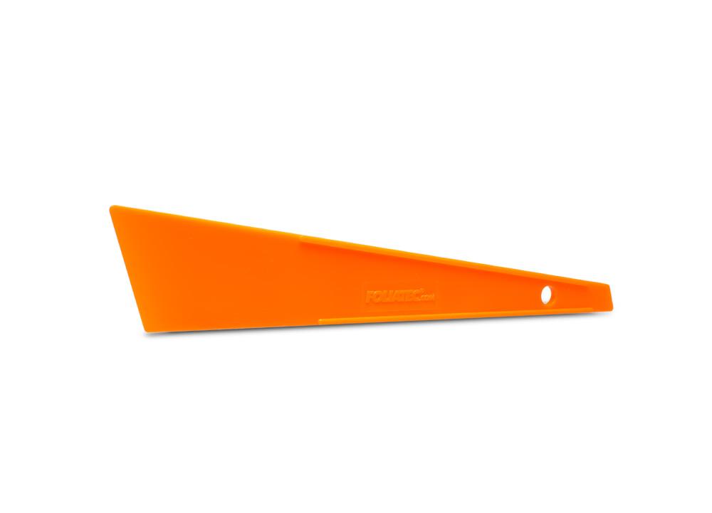 FOLIATEC profesionální plastová aplikační stěrka, pro lepení fólií a samolepek 41 mm