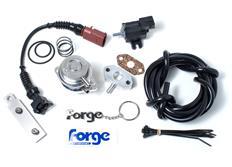 Forge Motorsport kompletní Blow Off Ventil (BOV) pro VW/Audi/Seat/Škoda 1.4TSi turbo + kompresor